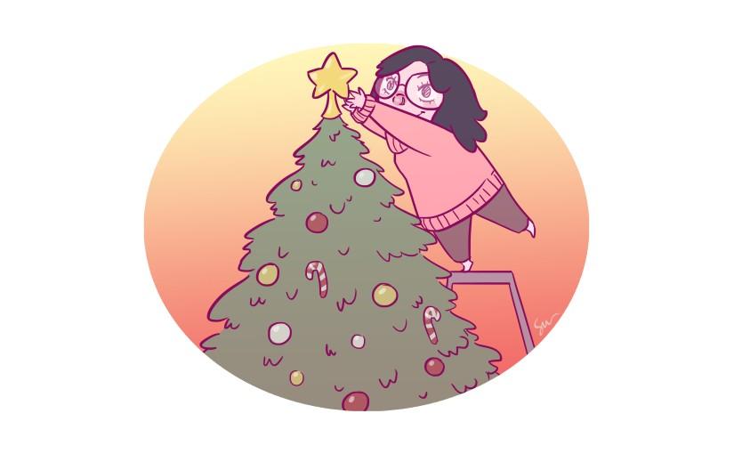 Episódio 17: #PerkXmas – Como montar uma árvore é como escalar umamontanha
